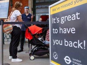 Londra'nın turizm harcamaları '10,9 milyar sterlin düşecek'