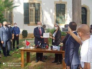 Ahmet Savaşan: KKTC'de yeni geleceğin kapısı açılacak