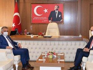 Vali Ersin Yazıcı; Hedef tanıtımla turizmi iç bölgelere yaymak