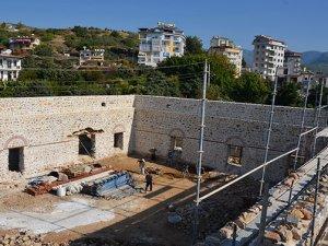 Osmanlı dönemi eseri Gülevşen Camii restore ediliyor
