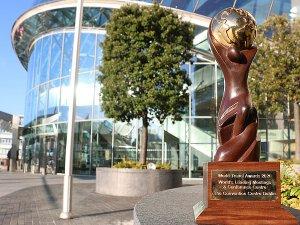Dublin Kongre Merkezi (CCD), Dünya Seyahat Ödüllerini kazandı
