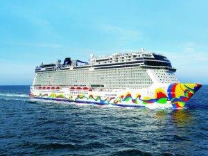 2020 En iyi Akdeniz Cruise Destinasyonu, Türkiye seçildi