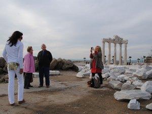 Günay: Deniz turizmi sıkıntılı