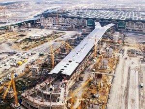 Havalimanı ilk yıl70 milyon yolcu ağırlayacak