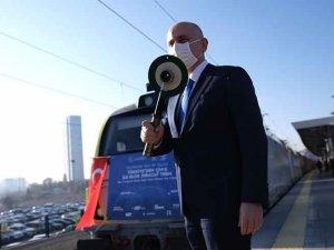 Türkiye'den Çin'e ihracat treni yola çıktı