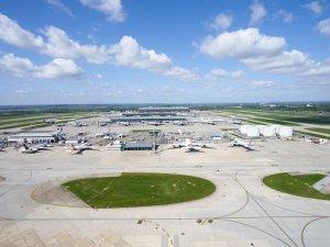 Trafik bitti, Heathrow Terminal 4'ü 2021 sonuna kadar kapattı