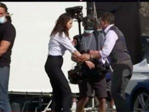 Tom Cruise'dan film ekibine sosyal mesafe fırçası