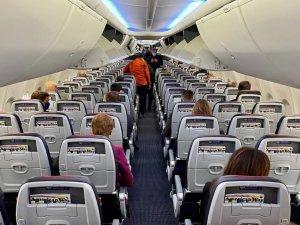 American Airlines'tan uçak içinde ücretsiz internet hizmeti