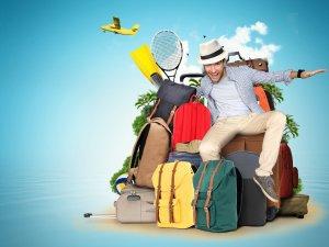 Yılbaşında 450 bin kişi tatile çıktı