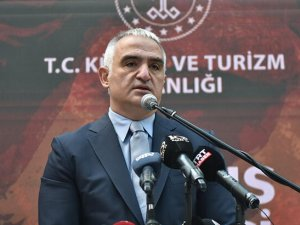 Bakan Ersoy:Sanal 32 müzeyi 11,5 milyon kişi gezdi