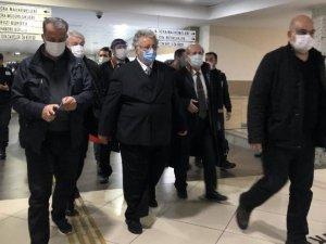 Metin Akpınar, Cumhurbaşkanına hakaretten hakim karşısına çıktı