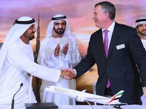 Emirates, 2017'yi zirvede tamamladı!