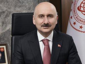 Karaismailoğlu:Türkiye'nin siber güvenliği emin ellerde