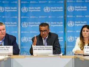 Dünya Sağlık Örgütü: Covid-19 en büyük salgın değil