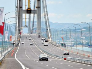 Dünyanın en pahalı köprüsü: Osmangazi