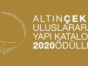 """""""Altın Çekül Uluslararası Yapı Kataloğu Ödülleri"""" verildi"""