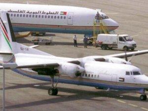 2020'nin iflas eden son havayolu Filistin Havayolları oldu