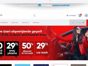 İstanbul Sabiha Gökçenyolcuya alışveriş zamanı kazandırıyor