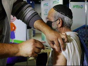 İsrail'de Pfizer aşısı yaptıran 13 kişi yüz felci oldu