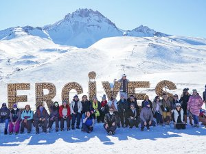 Erciyes Kayak Merkezi, Latin Amerika'ya açılıyor