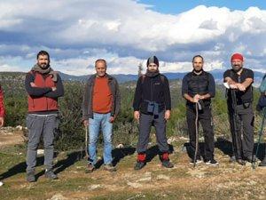 145 kilometrelik ''Selçuklu Yolu'' doğa yürüyüşüne açıldı