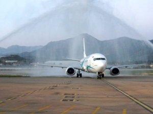 Tailwind, Tahran'dan Gazipaşa-Alanya'ya ilk uçuşunu yaptı