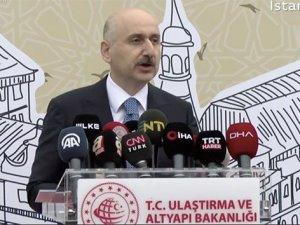 Bakan Karaismailoğlu: Haydarpaşa Garı'nda sona gelindi