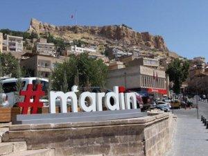Mardin'de ziyaretçi sayısı 600 bini buldu