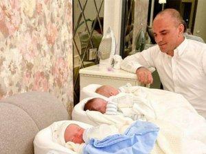 Firari Galip ÖztürkBatum'da evlenmiş ve 10 çocuk yapmış