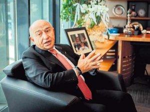 Nihat Özdemir şimdi de Kanal İstanbul'u istiyor
