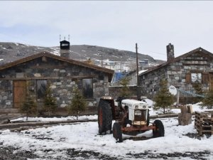 Kars'ta kadınların turizme kazandırdığı köy