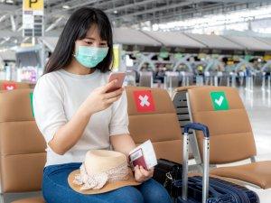 Küresel havayolu yolcu sayısı 2020'de altı milyar düştü