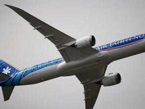 Boeing '787 Dreamliner' tipi 222 uçağı kontrole alıyor
