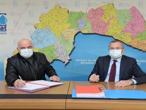 Manavgat'ın suları artık kirlenmeyecek