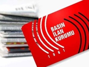 AYM'den Basın İlan'a basın özgürlüğü ihlali kararı