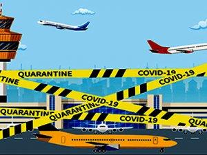 Havayolu sektörün küresel kaybı 118 milyar dolar