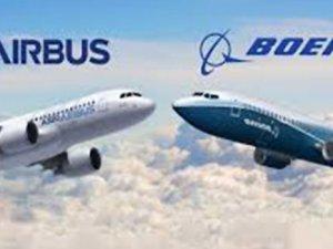Airbus-Boeing anlaşmazlığında olumlu adım