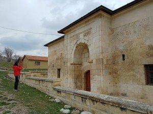 Korkuteli'nde 722 yıllık Alaaddin Cami restore edildi