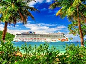 """Norwegian Cruise Line'dan """"ölmedik ayaktayız"""" programı"""