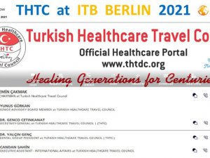 Türkiye Sağlık Turizmi, Berlin ITB 2021 Turizm Fuarı'nda