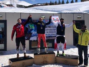 Kayak Şampiyonası'nda 4 birincilik elde ettik!