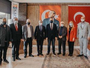 KAPTİD'de yeni başkan Teyfik Ölmez