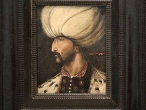 Kanuni Sultan Süleymanportresi İngiltere'de artırmada satıldı