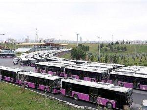 Otobüslerin sarıya boyanması ihalesi sonuçlandı