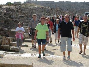 Alman ve Avrupalı turist kaybı yüzde 78 oldu