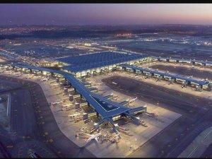 İstanbul Havalimanı 17 bin uçuşla Avrupa'nın zirvesinde