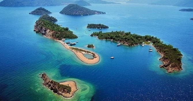 Dünyaca ünlü Yassıca Adaları'nda yapılaşma iddiası