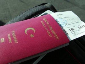 İçişleri Bakanlığıhizmet pasaportunu geçici olarak durdurdu