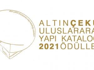 Altın Çekül Uluslararası Yapı Kataloğu Ödülleri veriliyor
