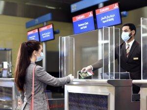 Emirates'ten yolcuların COVID-19 kayıtlarının dijital doğrulaması
